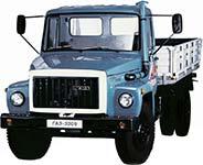 Автомобиль ГАЗ-3307 и ГАЗ-3309, производство которых началось в 1990 году, являются представителями четвертого...