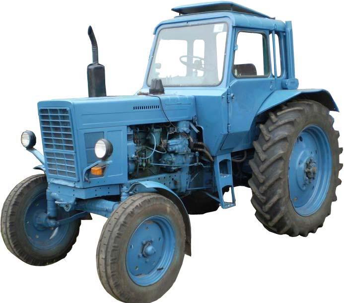 Продажа тракторов и спецтехники