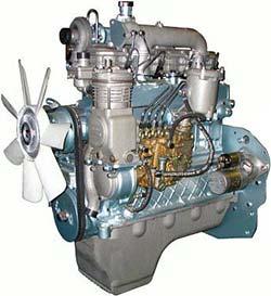 Двигатель предназначен для переоборудования