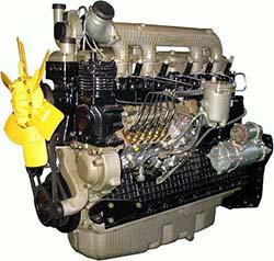 Дизельный двигатель Д260.1-440